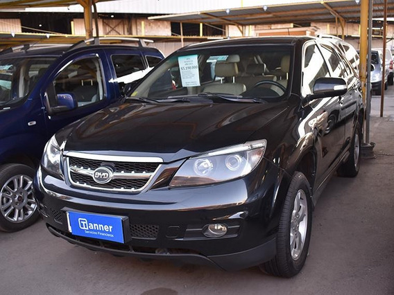 Byd S6 Glxi 2013