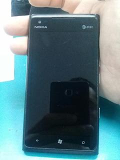 Nokia Lumia 900 Detalles