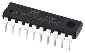 Microcontrolador Attiny 2313 20pu 08 Unidades