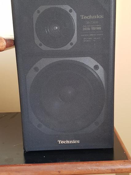 Aparelho De Som Technics 3x1 Com Rack