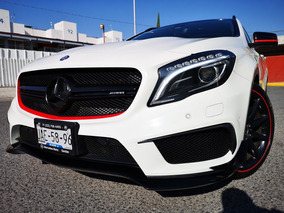 Mercedes-benz Clase Gla 2.0 45 Amg Edition 1 At 2015