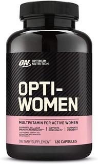 Optiwomen 120 Cápsulas Multivitaminico Optimum Nutrition
