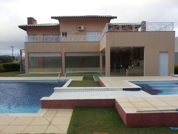 Excelente Casa De Alto Padrao Em Cabreuva No Cond. Portal Japy Com 1085m2at 576m2 Au 5 Dorms C/3 Suites - So0013 - 33514732