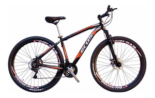 Bicicleta Aro 29 Ecos Onix 21vel Cambios Shimano Promoção