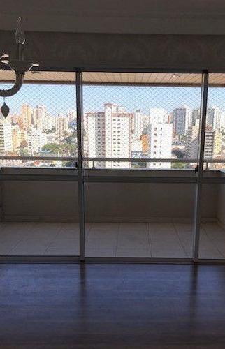 Apartamento No Centro De Santo André, Com 3 Dormitórios Sendo 3 Suítes, Com 2 Vagas. - 38834