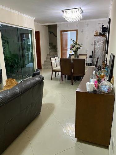 Sobrado Com 3 Dormitórios, 209 M² - Venda Ou Aluguel - Nova Petrópolis - São Bernardo Do Campo/sp - So20418