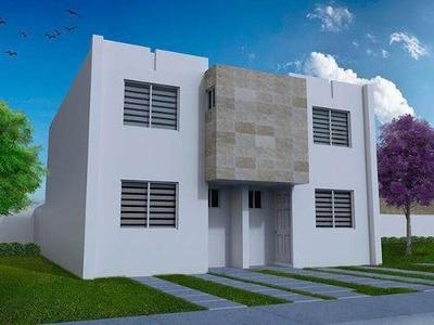 Queretaro Casa Nueva En Fracc. Sobre El Libramiento Norponiente