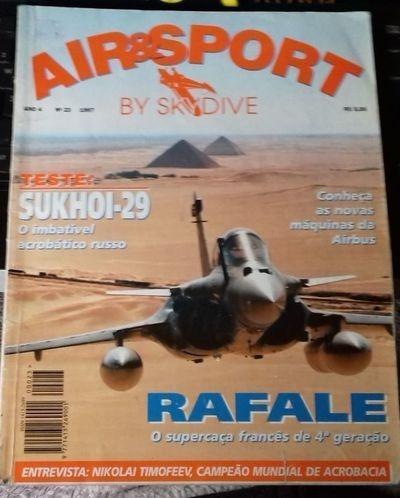 Skydive - Air & Sports Nº 23 Ano 4 1997