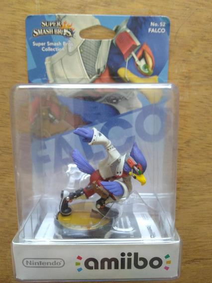 Amiibo Falco Star Fox Super Smash Bros