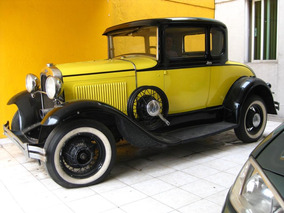 Clasico Ford 1929