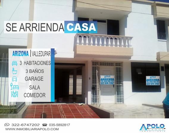Se Arrienda Casa, Pontevedra, Valledupar