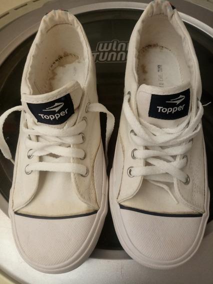 Zapatillas Topper. N°39. Perfecto Estado.