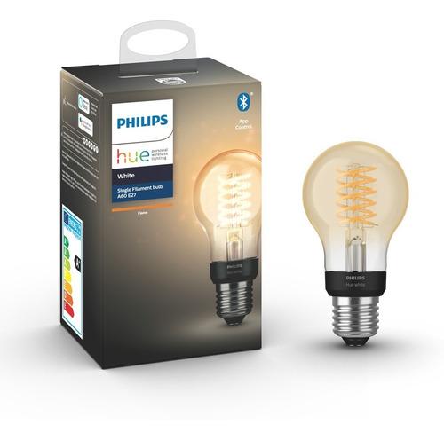 Imagen 1 de 8 de Philips Hue Lámpara Vintage Filamento 7w Bluetooth A60 E27