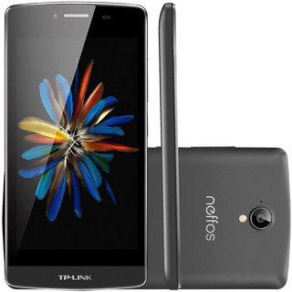 Smartphone Neffos C5 Max Cinza Tp Link Pronta Entrega + Nfe