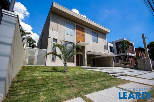 Casa Em Condomínio - Alphaville - Sp - 570862