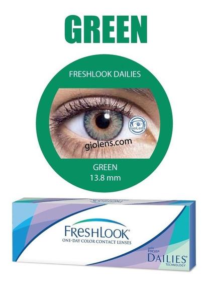 Pupilentes Freshlook Color Blend One Day 1 Par Dailies