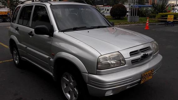 Chevrolet Grand Vitara 2.500 V6