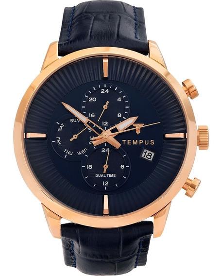 Relógio Masculino Tempus Zw20172a Barato Original Garantia