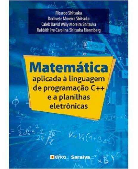 Matematica Aplicada A Linguagem De Programacao C++ E A Plani