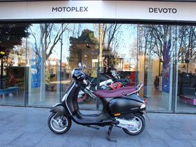 Vespa Vxl 150 Negra 0km Motoplex Devoto