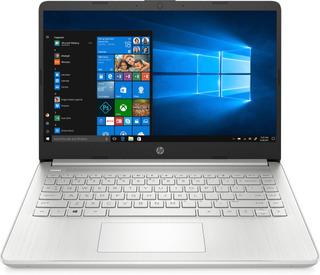 Notebook Hp 14-dq0008la Intel Core I3 12gb 256gb Ssd