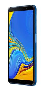 Smartphone Samsung Galaxy A7 2018 4 Ram 64 Almacenazul At&t