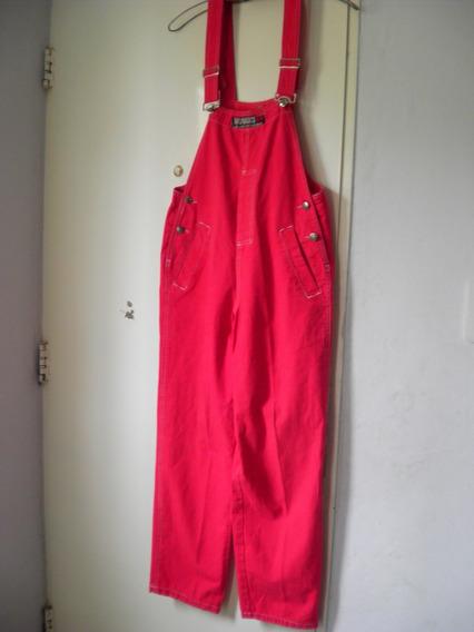 Pantalon Enterito Jardinero Gabardina C95 Cd98 T S 25 Regalo