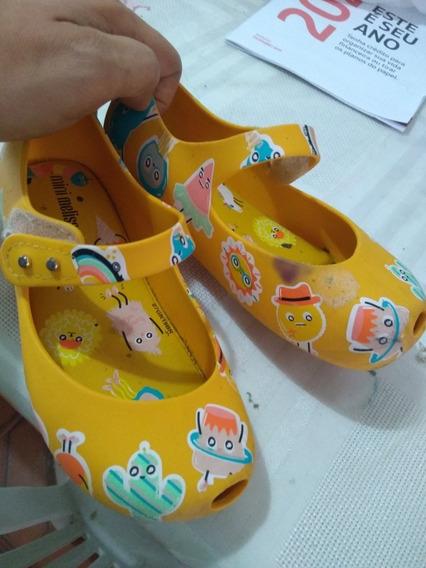 Sapato Infantil Melissa