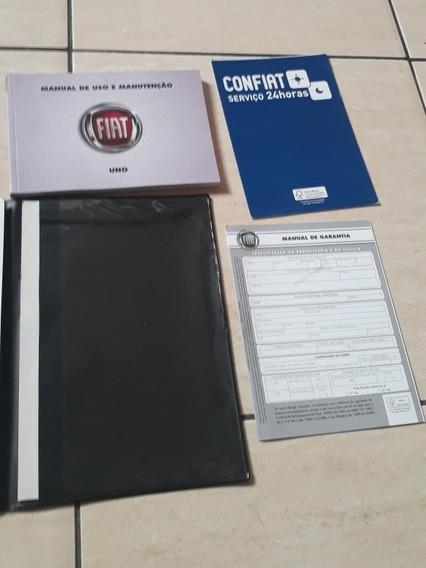 Manual Proprietario Fiat Uno Way 2015 2017