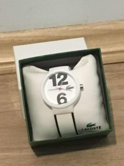 Relógio Lacoste Novíssimo Original Vintage