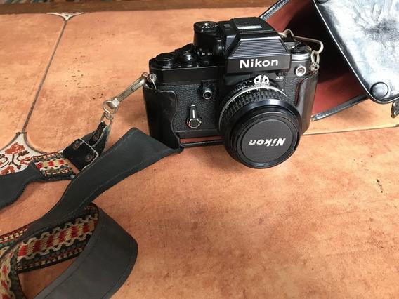 Câmera Nikon F2 As