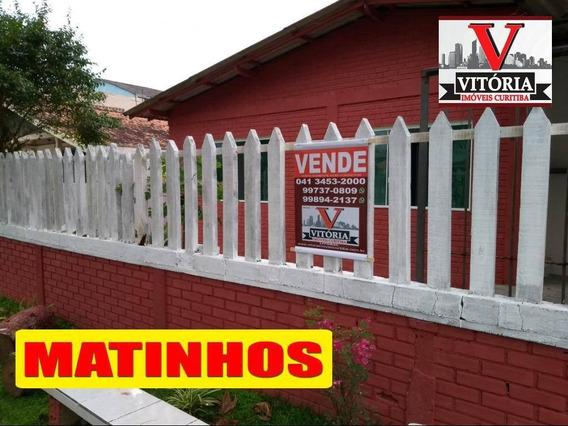Casa Na Praia À Venda - Riviera - Matinhos/pr - Ca0616