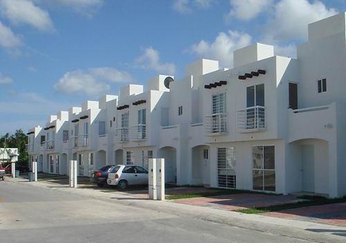 Casa En Porto Novo #37, Fraccionamiento Villa Marino, Cancun Qroo