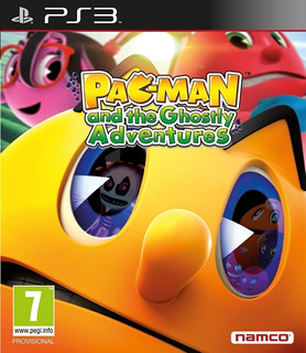 Pac Man And The Ghostly Adventures Ps3 Store
