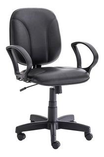 Cadeira Para Escritório Com Rodízios Presidente 821-unimóvel