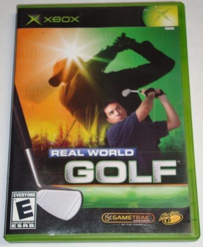 Juego Original Golf Xbox Disco Usado Ntsc Consola Oferta Lte