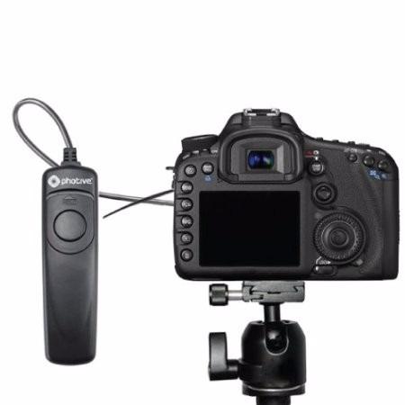 Canon -controle Remoto (t5i, T4i, T3i, T3, T2i, T2, 60d, Xt)
