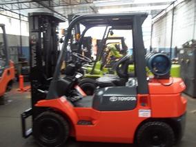 Empilhadeira Toyota 2010 8 Fg 25
