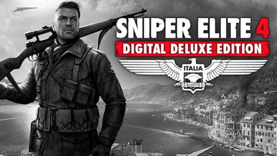 Sniper Elite 4 Deluxe Edition Steam Cd Key