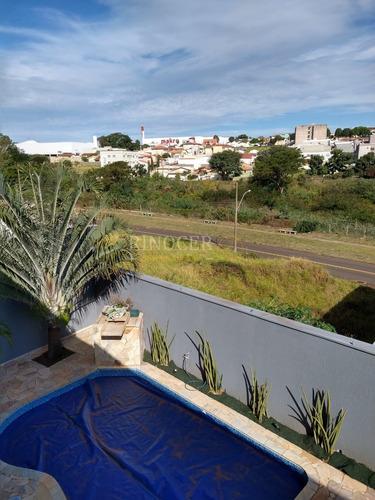 Imagem 1 de 30 de Casa Padrão Em Franca - Sp - Ca0030_rncr