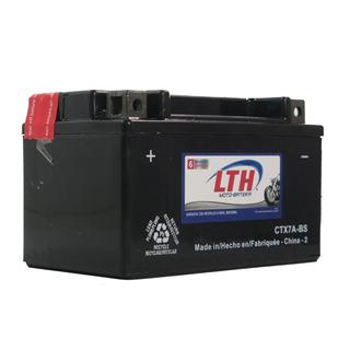 Bateria Acumulador Lth Motocicleta Ctx7a-bs (ytx7a-bs)