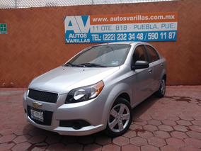 Chevrolet Aveo 1.6 Lt L4 Man Mt