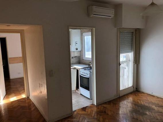 Departamento 2 Ambientes Villa Crespo Excelente Ubicación, Muy Luminoso!