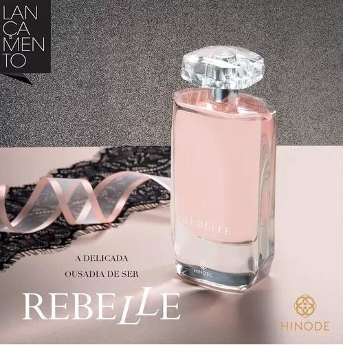 Lançamento Hinode - Perfume Rebelle 75ml - Oferta Especial