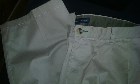 Pantalon Tommy Hilfiger 38/32 Como Nuevo 1 Uso Prueba Sale!