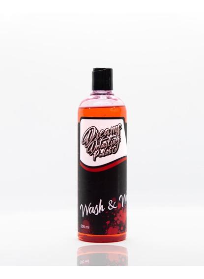 Wash & Wax Shampoo Con Cera Detailing