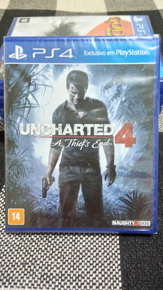 Uncharted 4 - Thief