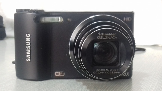 Câmera Samsung Schneider Hd