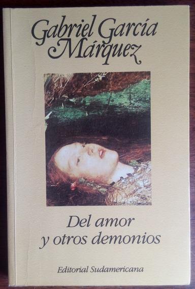 Livro - Del Amor Y Otros Demonios (em Espanhol)