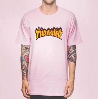 Camiseta Camisa Thrasher Magazine Skate Board